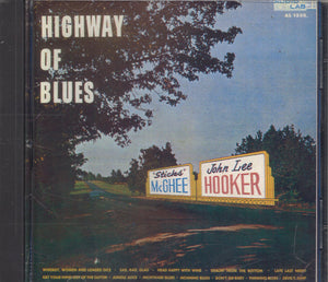 Sticks McGhee & John Lee Hooker Highway Of Blues