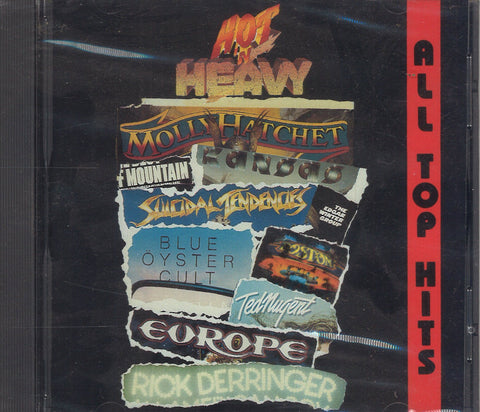 Various Artists All Top Hits: Hot N Heavy