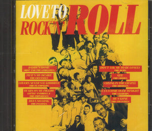 Various Artists Love To Rock 'N' Roll