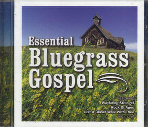 Various Artists Essential Bluegrass Gospel
