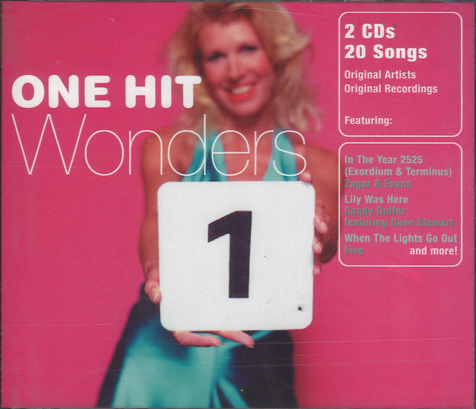 Various Artists One Hit Wonders: 2 CD Set