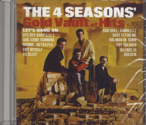 The 4 Seasons' Gold Vault Of Hits