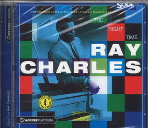 Ray Charles The Right Time