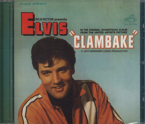 Elvis Presley Clambake (Music From The Original Motion Picture Soundtrack)