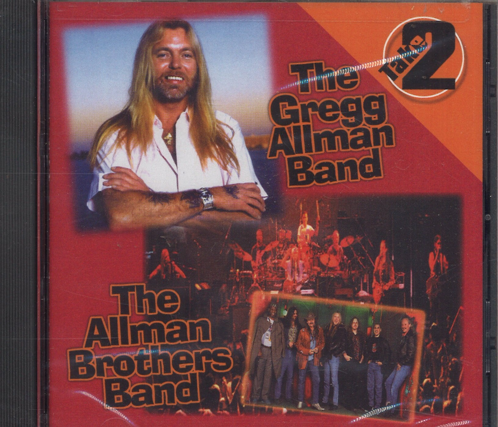 The Gregg Allman Band & The Allman Brothers Band Take 2