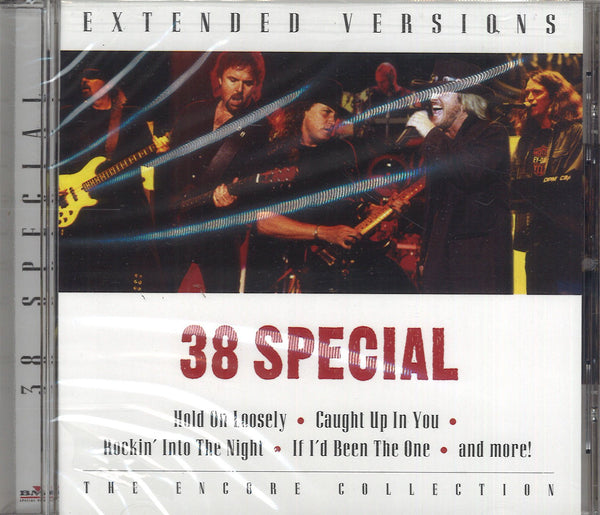 38 Special Extended Versions