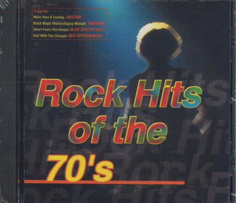 Various Artists Rock Hits Of The 70's
