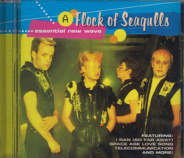 A Flock Of Seagulls Essential New Wave