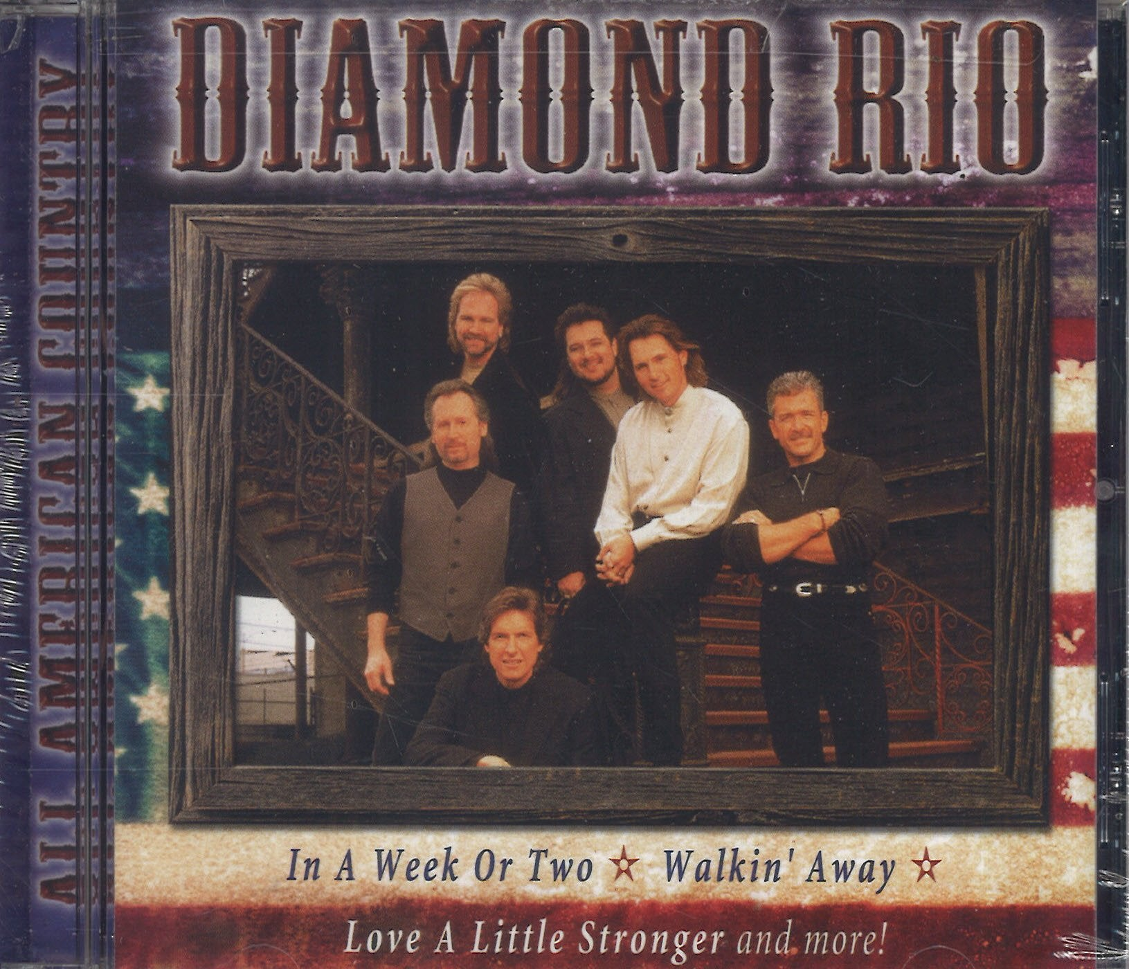 Diamond Rio All American Country