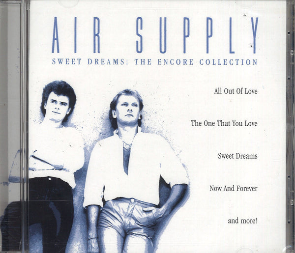 Air Supply Sweet Dreams