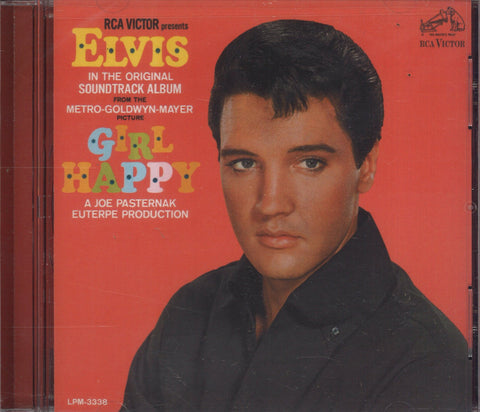 Elvis Presley Girl Happy