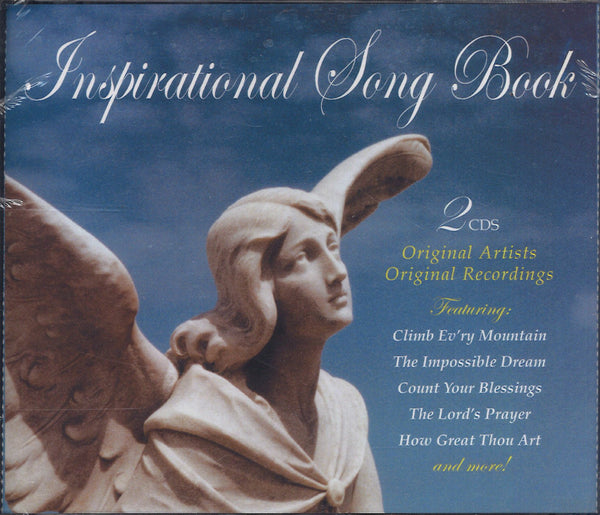 Various Artists Inspirational Song Book: 2 CD Set