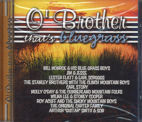 Various Artists O' Brother That's Bluegrass