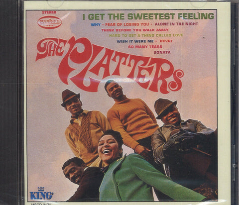 The Platters I Get The Sweetest Feeling