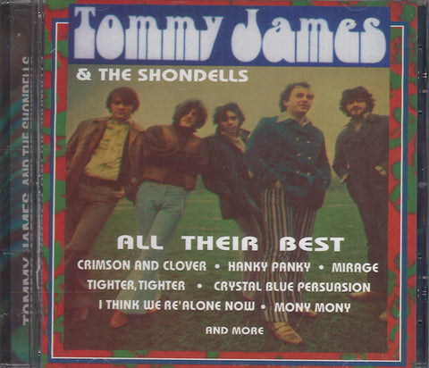 Tommy James Extended Versions