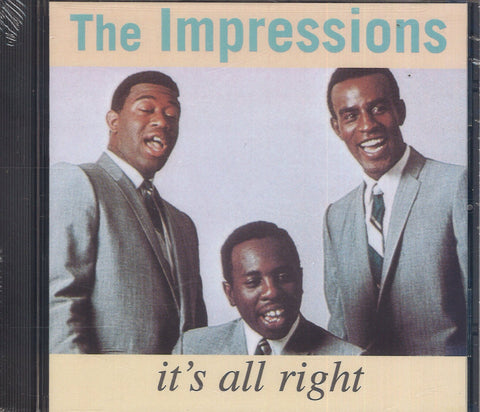The Impressions It's All Right