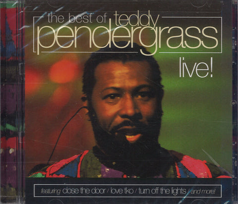 The Best Of Teddy Pendergrass Live
