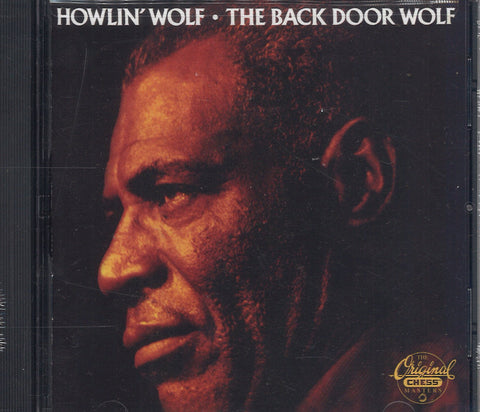 Howlin' Wolf The Back Door Wolf
