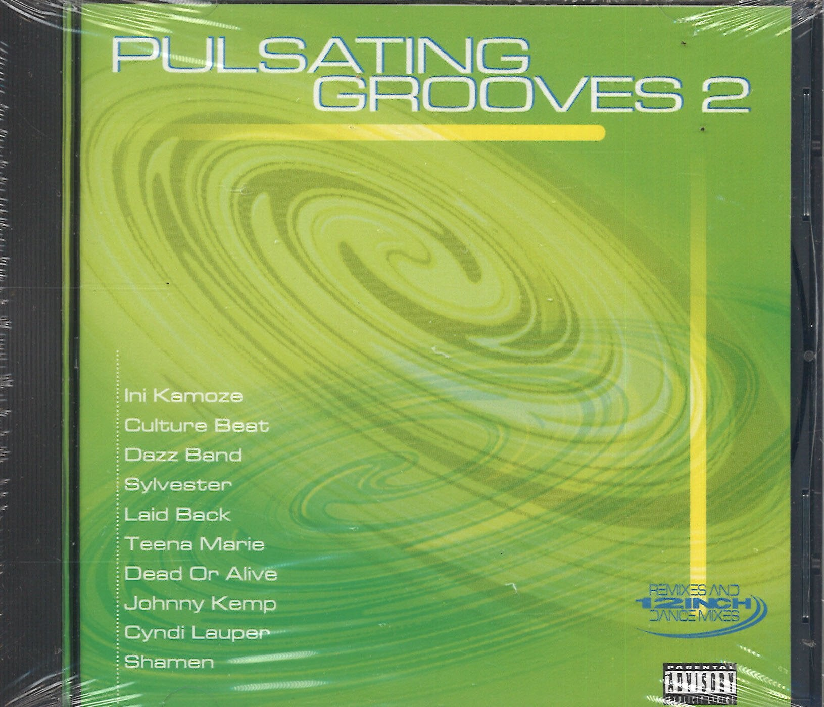 Various Artists Pulsating Grooves 2