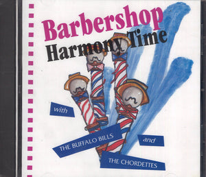 The Buffalo Bills & The Chordettes Barbershop Harmony Time