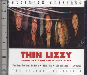 Thin Lizzy Extended Versions