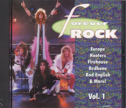 Various Artists Forever Rock Vol. 1