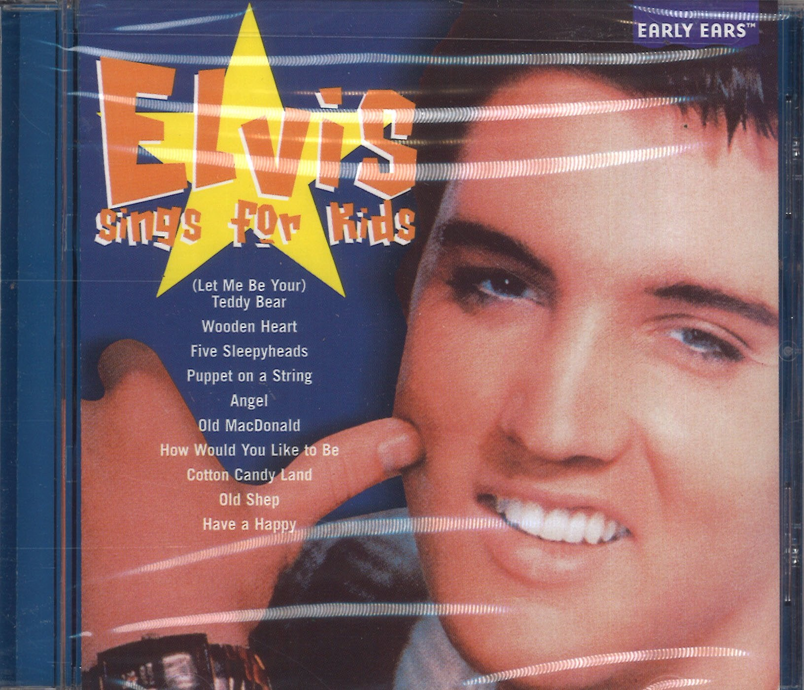 Elvis Presley Elvis Sings For Kids