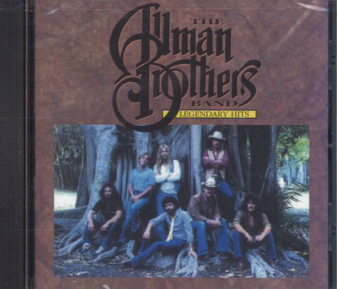 The Allman Brothers Band Legendary Hits