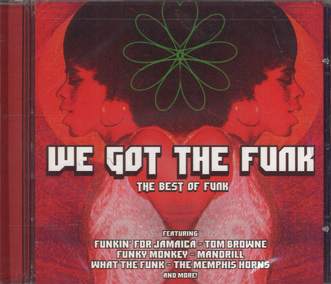 Various Artists We Got The Funk