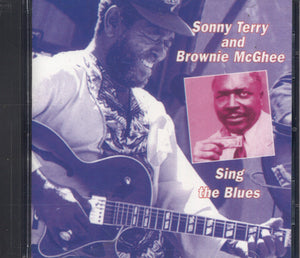 Sonny Terry & Brownie McGhee Sing The Blues