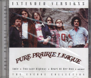 Pure Prairie League Extended Versions