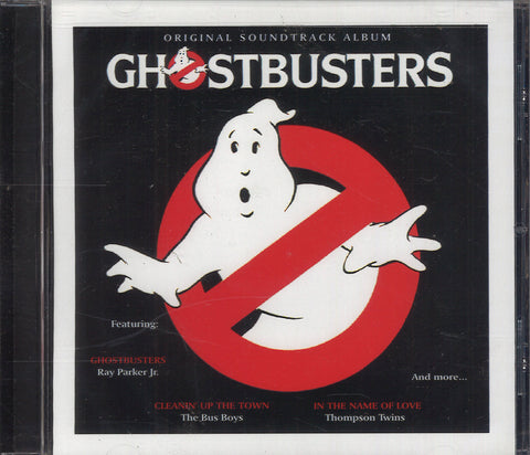 Various Artists Ghostbusters (Music From The Original Motion Picture Soundtrack)
