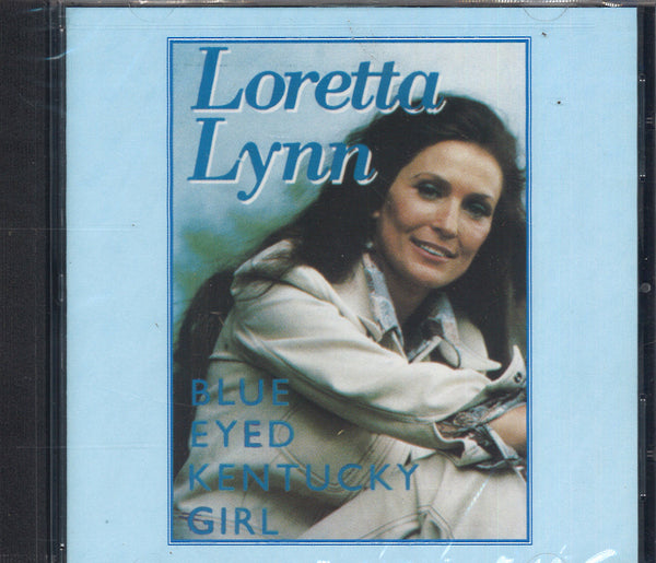 Loretta Lynn Blue Eyed Kentucky Girl