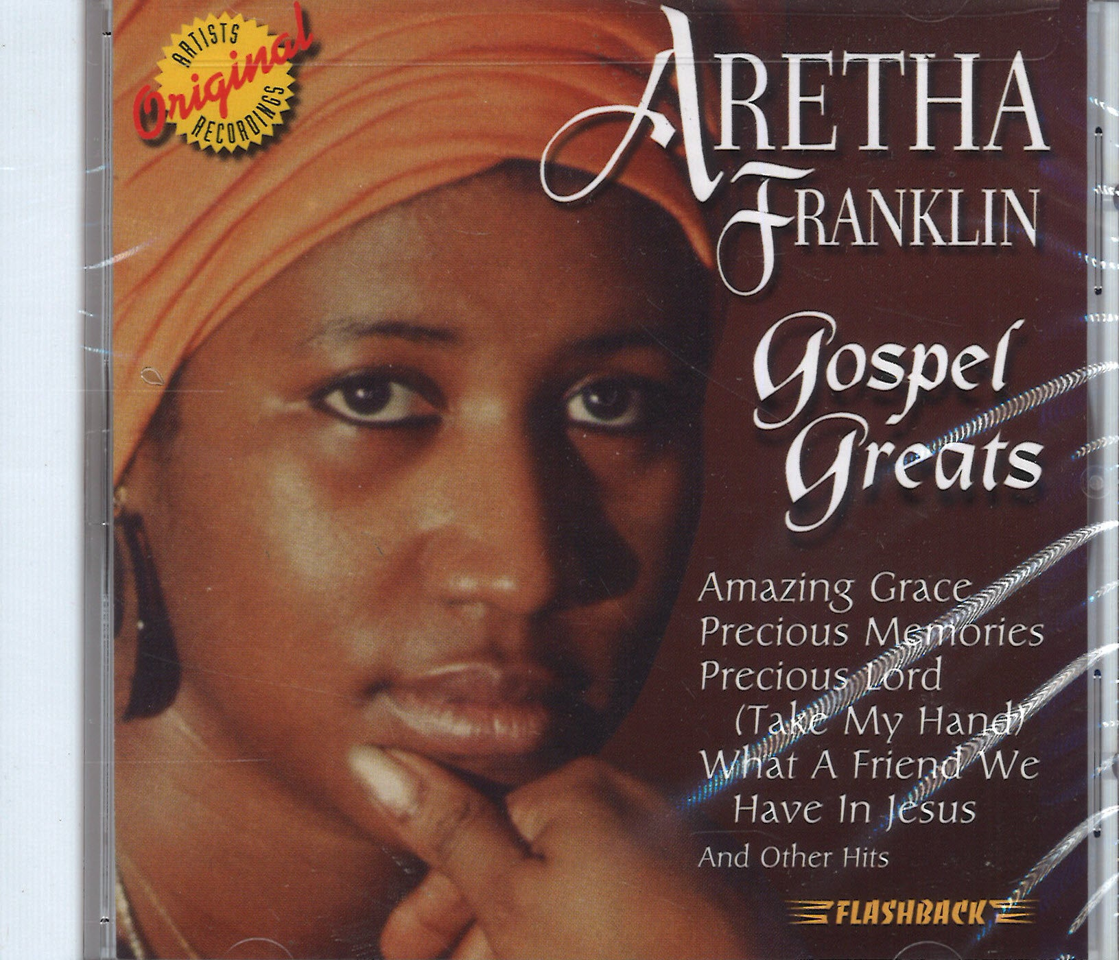 Aretha Franklin Gospel Greats