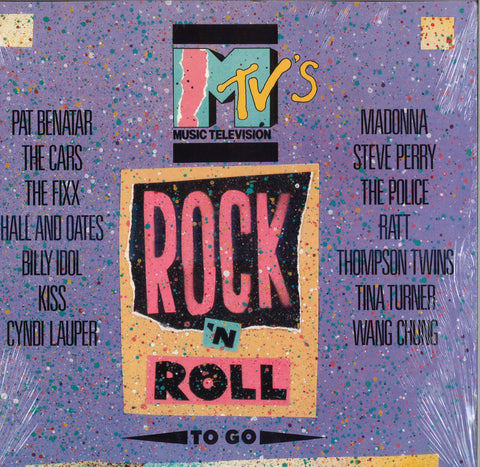 Various Artists MTV's Rock 'n Roll To Go