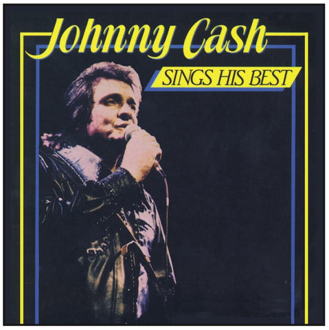 Johnny Cash Sings His Best
