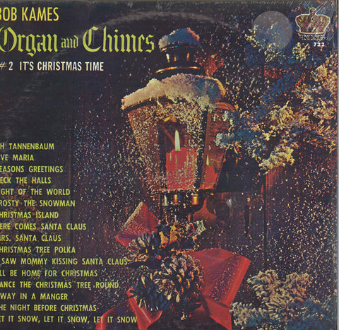 Bob Kames Organ and Chimes #2 - It's Christmas Time