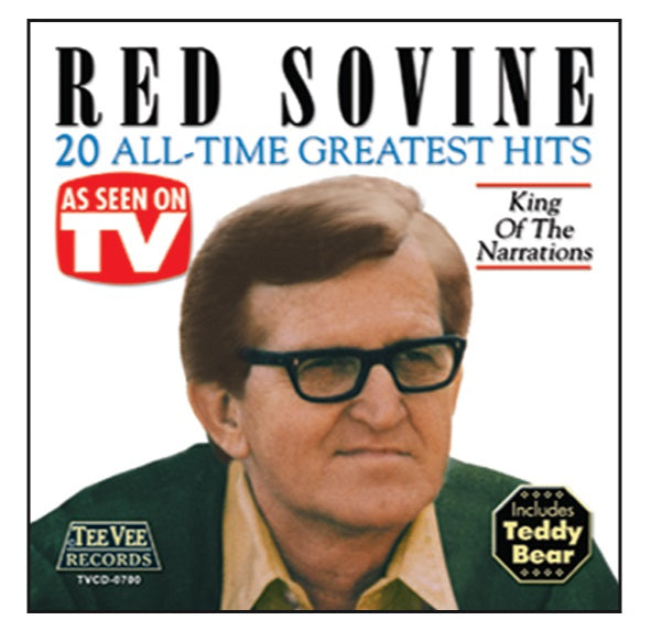 Red Sovine 20 All-Time Greatest Hits