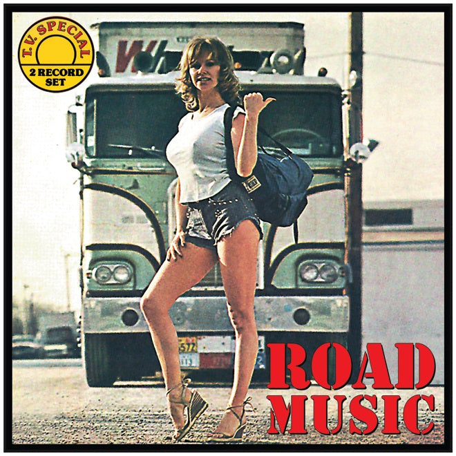 Various Artists Road Music LP