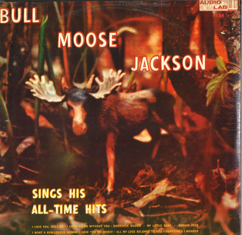 Bull Moose Jackson Sings His All-Time Hits