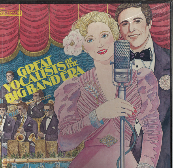 Various Artists Great Vocalists Of The Big Band Era