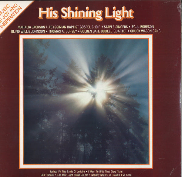 Various Artists His Shining Light