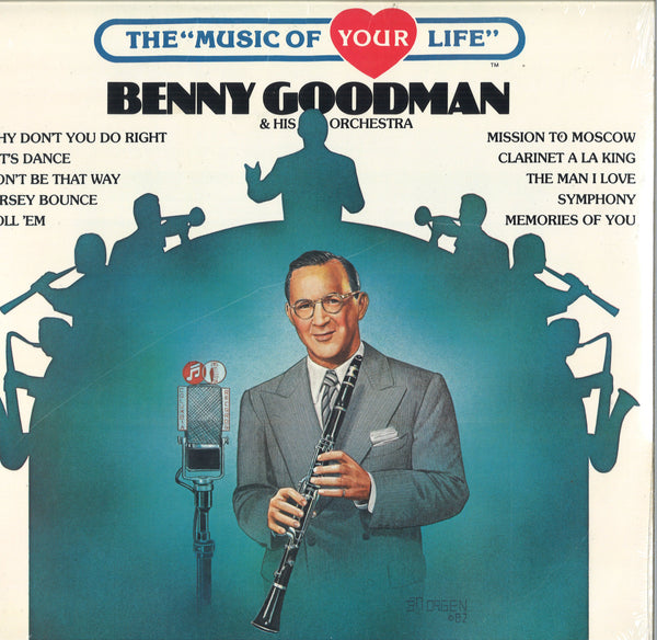 Benny Goodman The Music Of Your Life
