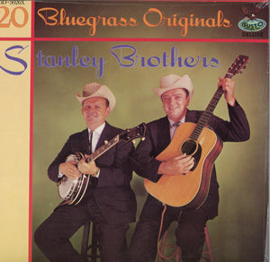 Stanley Brothers 20 Bluegrass Originals