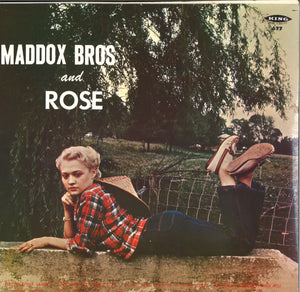 Maddox Bros & Rose Maddox Brothers And Rose