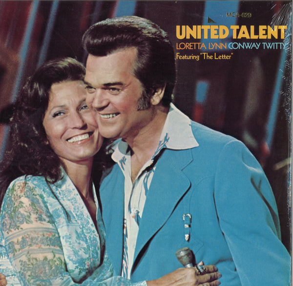 Loretta Lynn & Conway Twitty United Talent