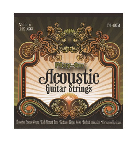 Play-On Acoustic Strings