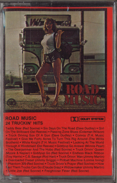 Various Artists Road Music: 24 Truckin' Hits