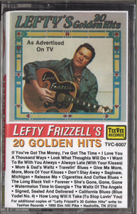 Lefty Frizzell's 20 Golden Hits
