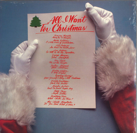Various Artists All I Want For Christmas